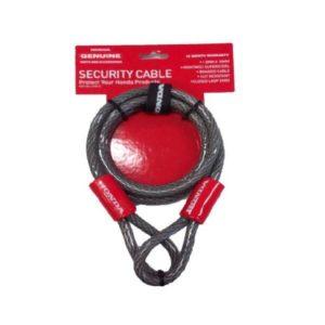 HONDA GENERATOR SECURITY CABLE