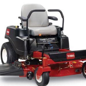 "TORO TIMECUTTER 74760 MX4250 42"" CUT FAB DECK 708CC VTWIN ENGINE HYDRO ZERO TURN"