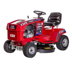 "COX LAWNBOSS 32"" CUT B&S 15.5HP HYDRO DRIVE"