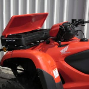 HONDA TRX SERIES TOOL BOX LOW PROFILE