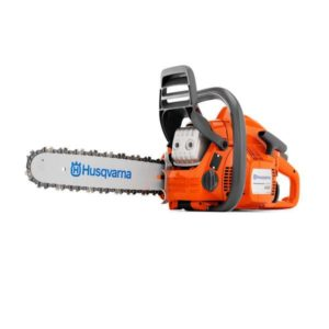 "HUSQVARNA PETROL CHAINSAW 40.9CC 16"" BAR 325 .050 440E"