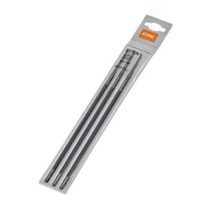 STIHL ROUND FILE 200 X 4.0 {5/32} 3/8P 4mm 5/32x200mm