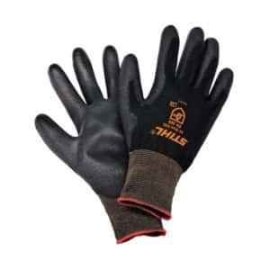 SIZE XL-11 Work Gloves - XL Mechanic Nylon Kni