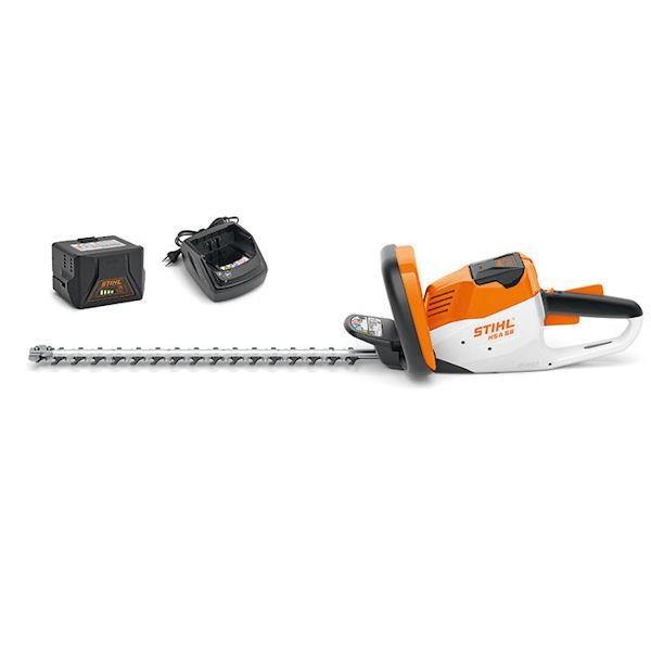 STIHL HSA56 SET battery hedge trimmer KIT