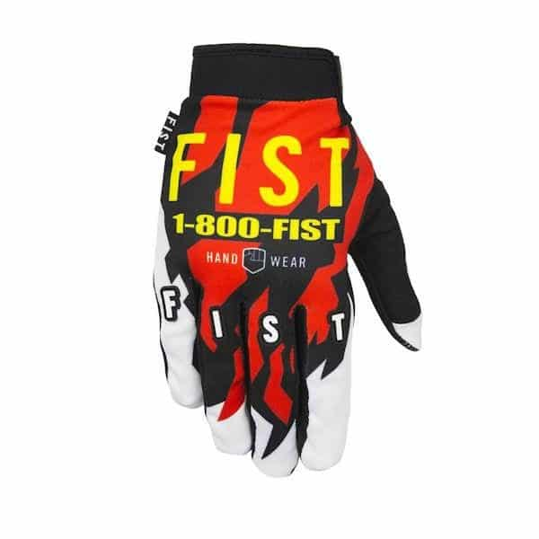 FIST 90S C STRAPPED GLV XLG