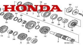 Honda EPC