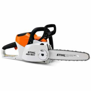 "STIHL BATTERY CHAINSAW 36V 14"" 3.3KG MSA200C"