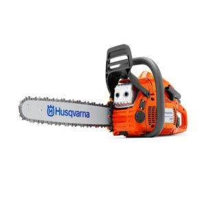 "HUSQVARNA PETROL CHAINSAW 50.2CC 18"" BAR 325 .050 450E"