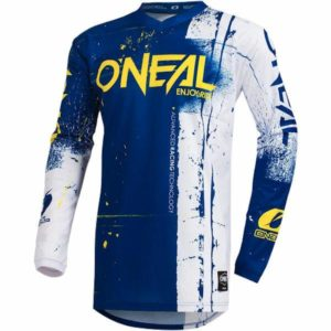 ONEAL 19 ADULT ELEMENT SHRED JSY BLU LGE