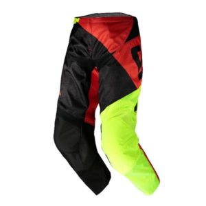 SCOTT PANT 350 DIRT BLK/RED 34