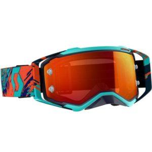SCOTT PROSPECT GOGGLE blu/orange orange chm lens