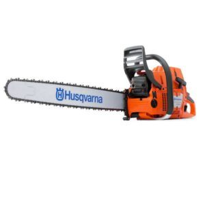 "HUSQVARNA PETROL CHAINSAW 87.9CC 24"" BAR 3/8 .058 390XP"
