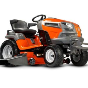 "HUSQVARNA TS342 42"" CUT FAB DECK V-TWIN ENGINE HYDRO TRANSMISSION CRUISE"