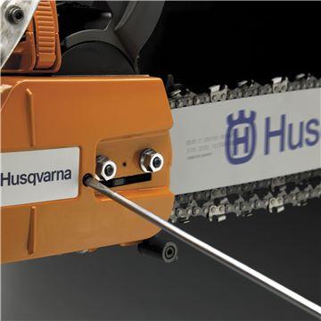 """HUSQVARNA PETROL CHAINSAW 87.9CC 24"""" BAR 3/8 .058 390XP"""