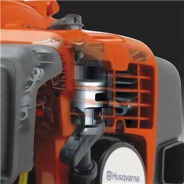 HUSQVARNA 525BX BLOWER 25.4CC 86 M/S 4.3KG