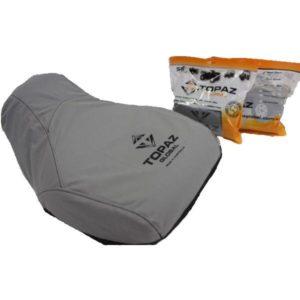 TOPAZ Canvas Seat Cover to suit TRX420 TM1, FM1, FM2, FA2 2014 – Current TRX500 FM1,FM2 2014 – Current