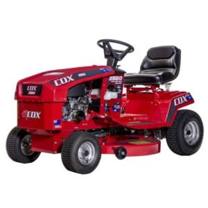 "COX STOCKMAN 3500 32"" CUT POWERBOSS 15HP HYDRO DRIVE"