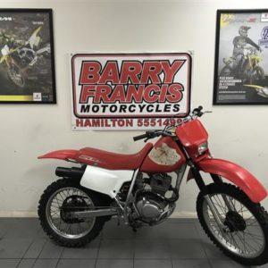 HONDA XR200 2000