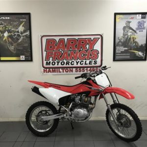HONDA CRF150F RED