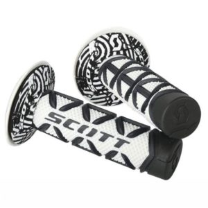 SCOTT DIAMOND GRIP BLK/WHT