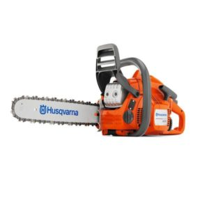 "HUSQVARNA PETROL CHAINSAW 40.9CC 15"" BAR 325 .050 435E"