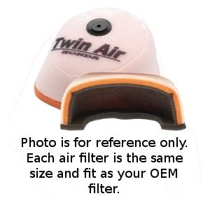 TWIN AIR FILTER SUZUKI RM125/250 02/03 153214