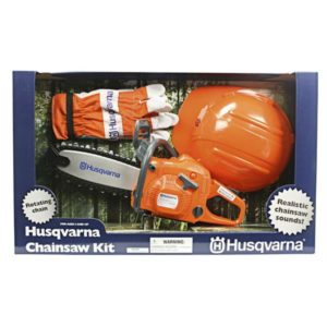 HUSQVARNA TOY CHAINSAW KIT - JUST LIKE DADS!