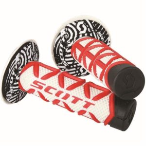 SCOTT DIAMOND GRIP RED/WHT