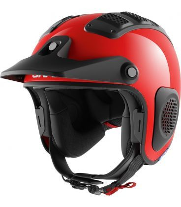 SHARK ATV DRAK RED XXLGE