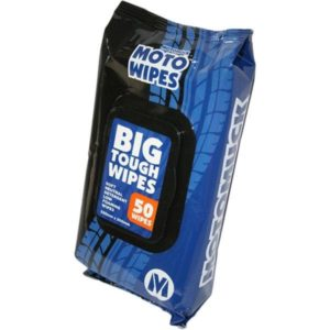 MOTOMUCK TOUGH MOTO WIPES 50pk