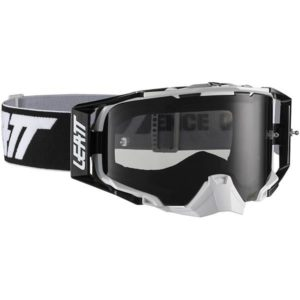 Leatt Velocity 6.5 Black/White Tinted Goggles