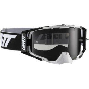 Leatt Velocity 6.5 Black/White Tinted Goggles
