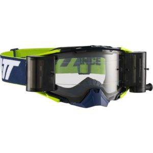 Leatt Velocity 6.5 Ink/White/Yellow Roll-off Goggles