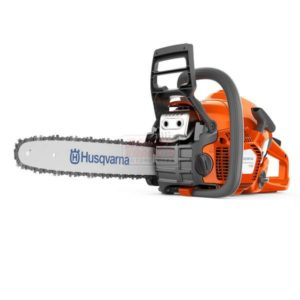 "HUSQVARNA PETROL CHAINSAW 38.0CC 16"" BAR 3/8LP .050 130"