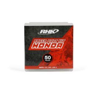 RHK RACER HONDA CR/CRF BOLT KIT