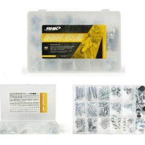RHK Suzuki Factory RM/RM-Z 2001-2015 169 Piece Bolt Kit