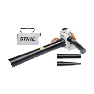 STIHL PETROL VAC SH86 BLOWER 27.2CC 5.6KG 810 m3/H max air throughput