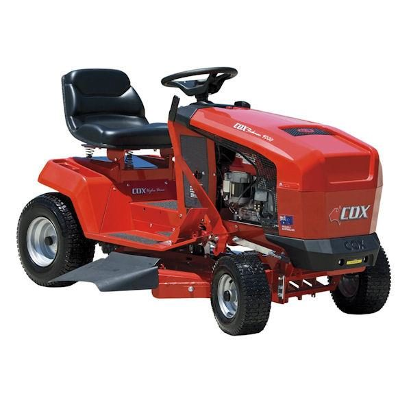 "COX STOCKMAN 4500 35"" CUT B&S 20HP VTWIN HYDRO DRIVE"