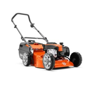 "HUSQVARNA LC18 18"" STEEL BASE MOWER"