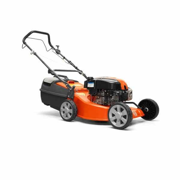 "HUSQVARNA LC19SP DOV SERIES ENGINE 19"" ALLOY DECK COMMERCIAL MOWER SELF PROPELLED"