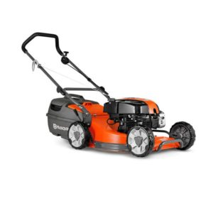 "HUSQVARNA LC19AP DOV SERIES ENGINE 19"" ALLOY DECK COMMERCIAL MOWER"