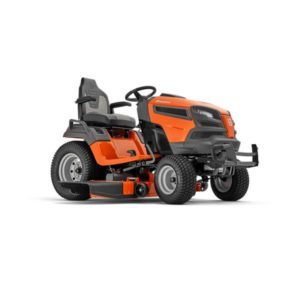 "HUSQVARNA TS348 54"" CUT FAB DECK V-TWIN ENGINE HYDRO TRANSMISSION CRUISE"