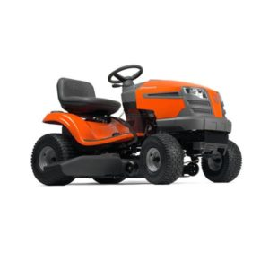 "HUSQVARNA TS142 42"" CUT STEEL DECK 19HP SINGLE CYL AUTO TRANSMISSION"