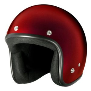 225 HELMET CANDY RED M