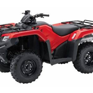 HONDA TRX420TM-TM1 2WD SOLID REAR AXLE