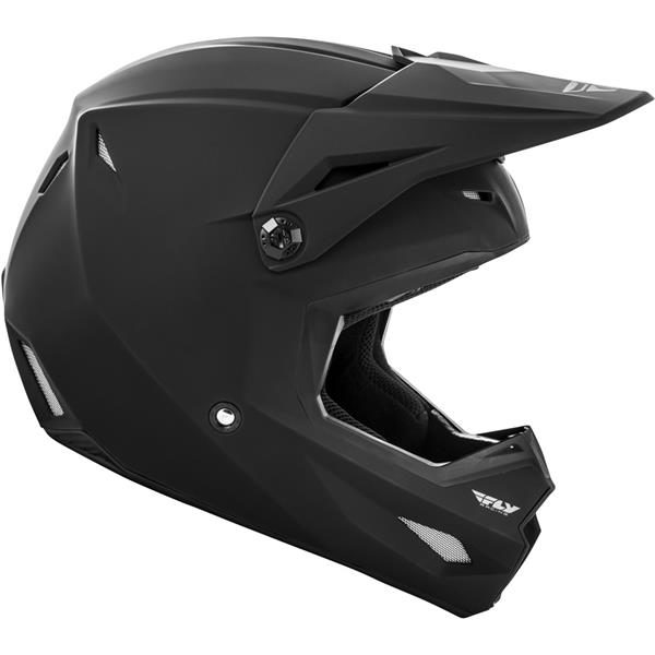 Fly Racing 2020 Kinetic Matte Black Helmet M