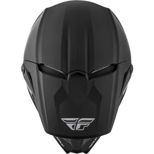 Fly Racing 2020 Kinetic Matte Black Helmet 2XL