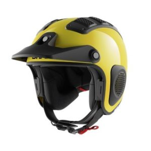 SHARK HELMET ATV-DRAK YELLOW XLARGE