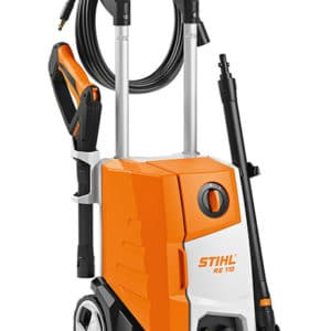 STIHL RE110 PREASURE CLEANER 1450PSI 100BAR 8LPM