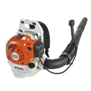 STIHL PETROL BACKPACK BR200 BLOWER 27.2CC 5.8KG 800 m3/H max air throughput